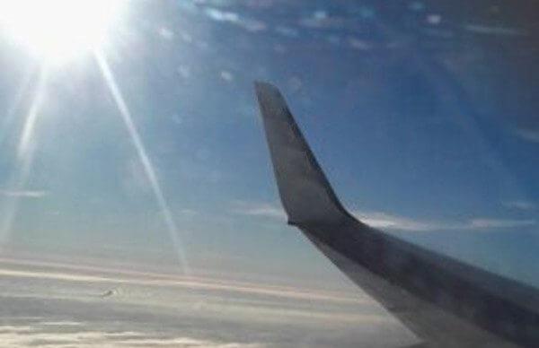 auf dem Weg zum neuen Leben im Ausland