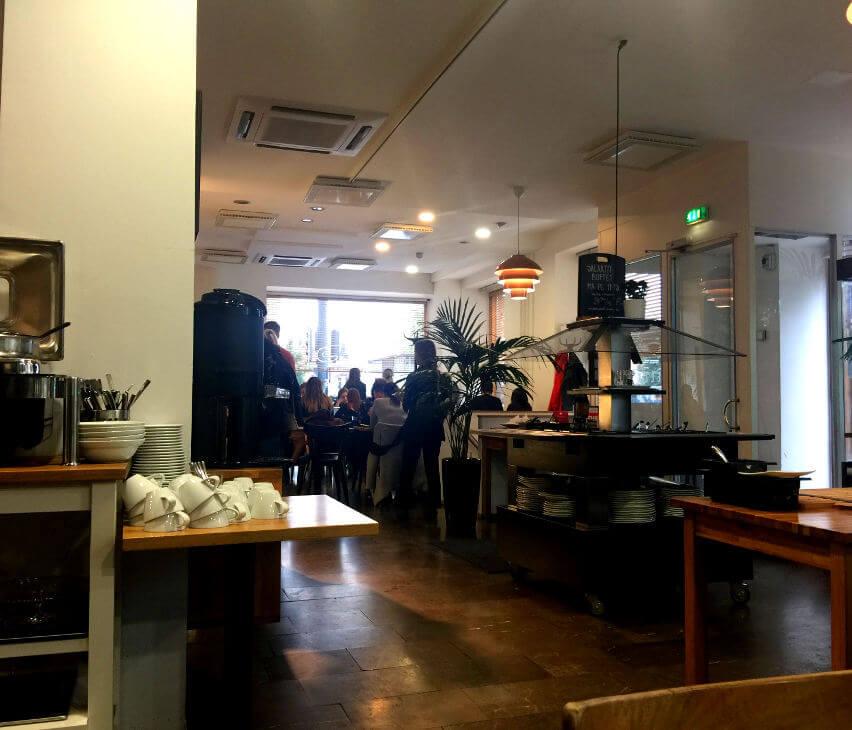 pellas cafe von innen