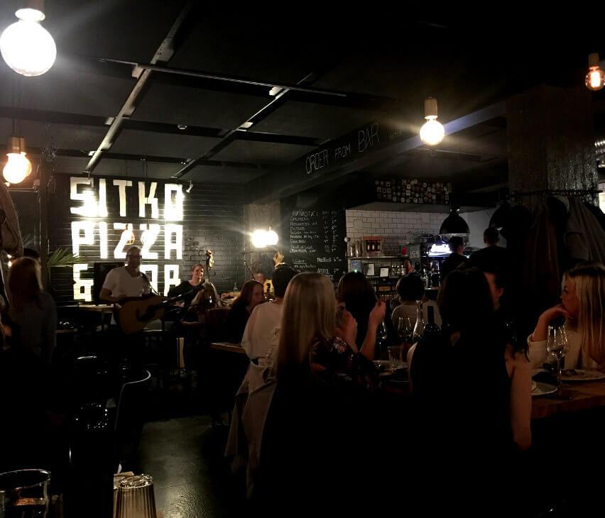 sitko pizzaria live musik