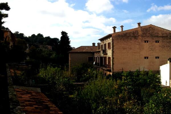 Haus mit Garten in Valldemossa auf Mallorca