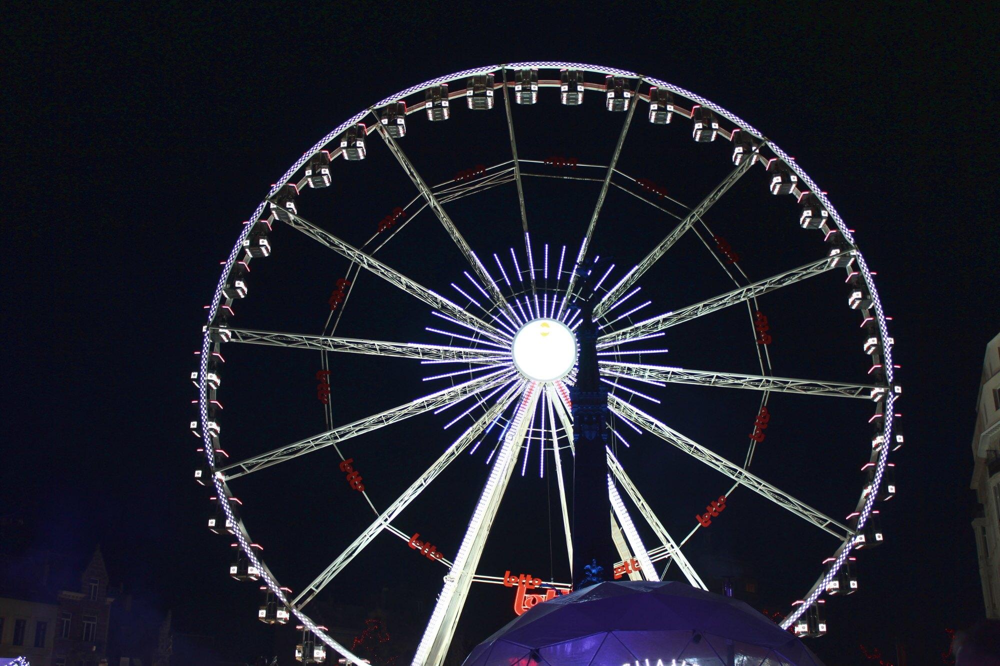 Riesenrad Brüssel