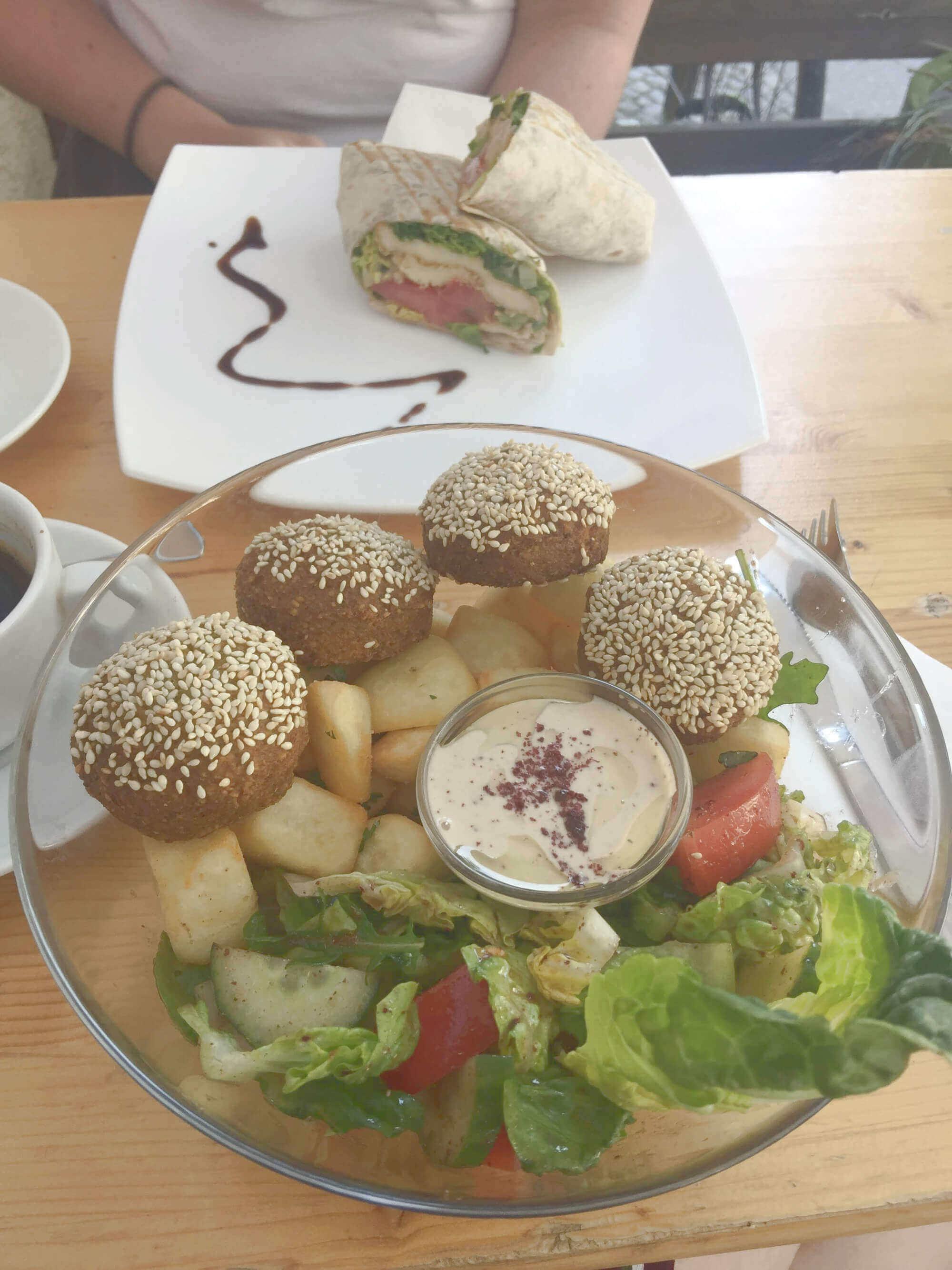 Libanesisches Essen