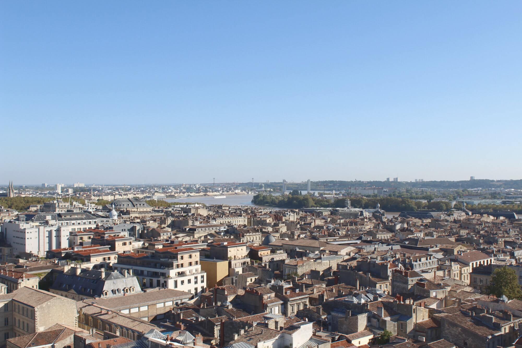 Must-Do in Bordeaux: auf einen Turm klettern und die Aussicht genießen