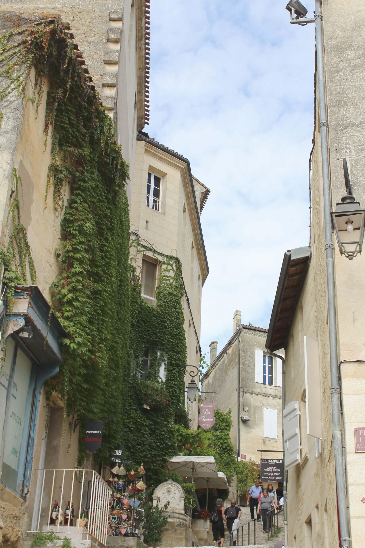 Ausflug ab Bordeaux: Saint Emilion