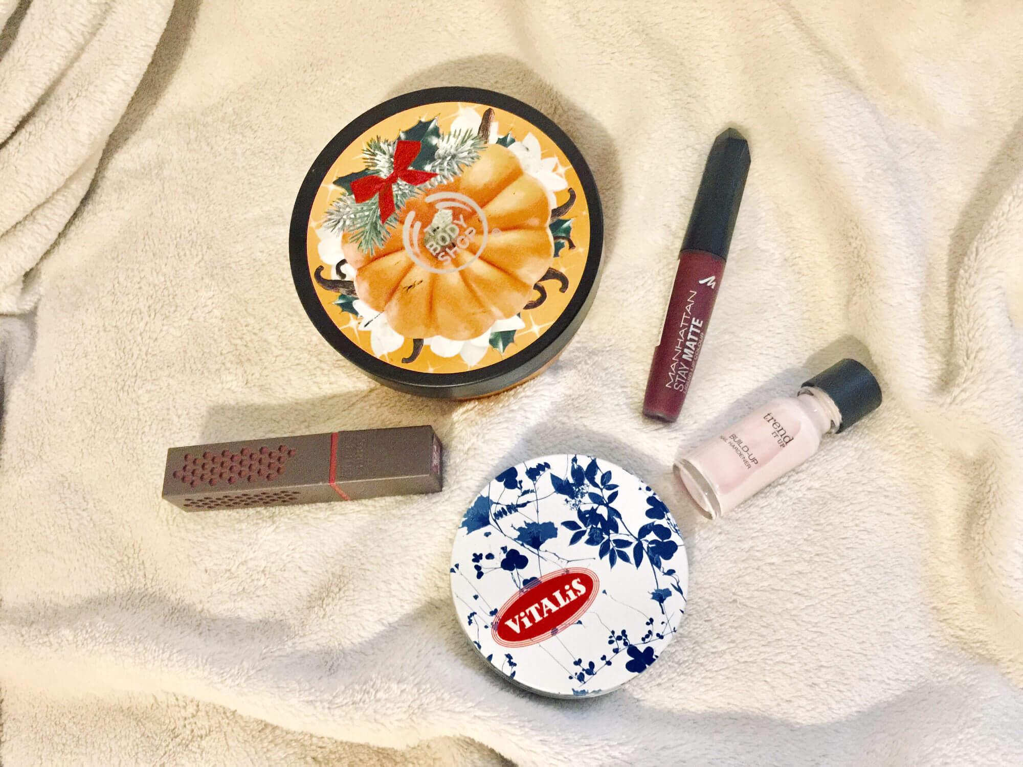Must-Have Herbst 2018: Lippen-, Körper- und Nagelpflege