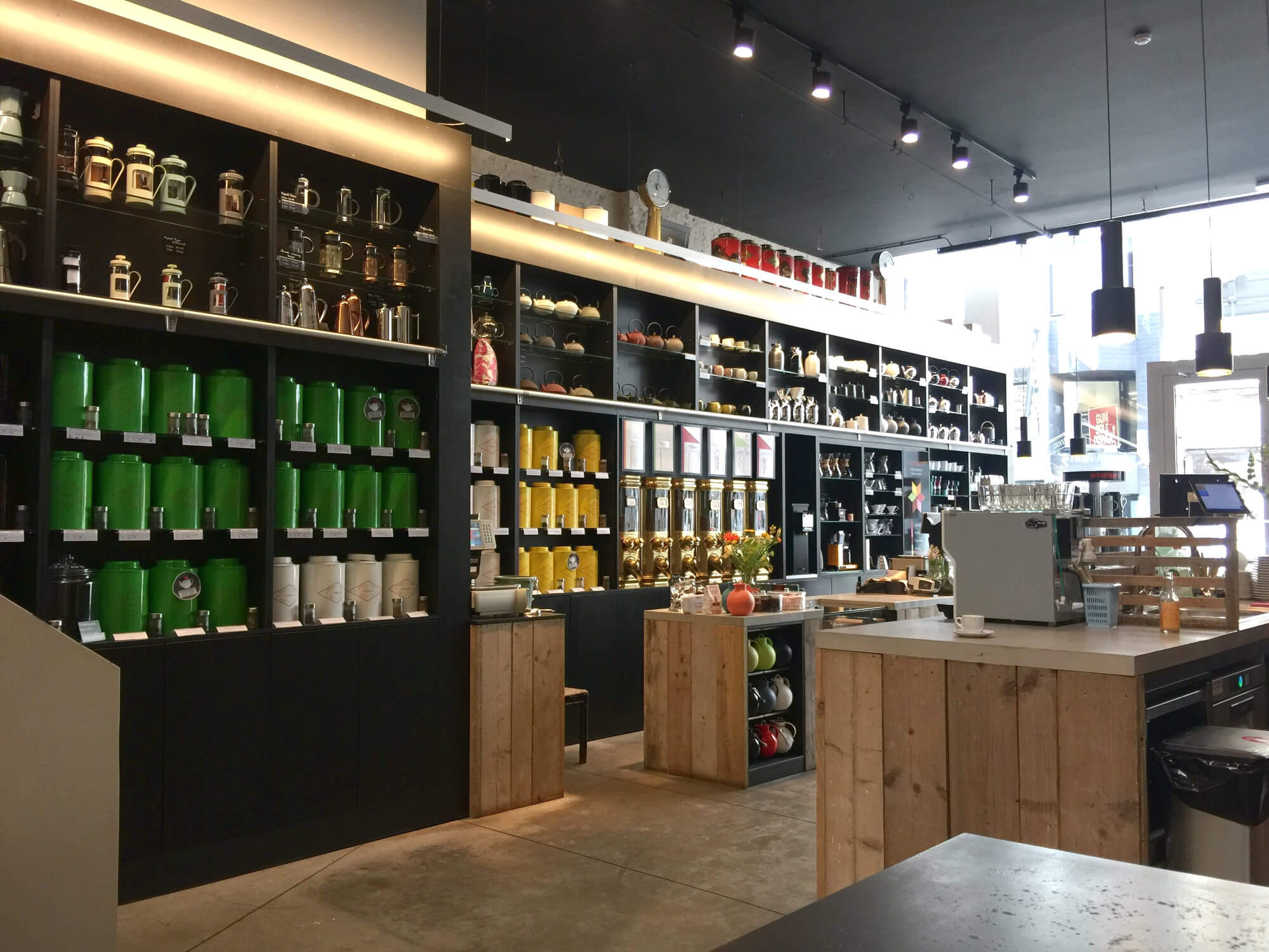 Café in Antwerpen: Cuperus
