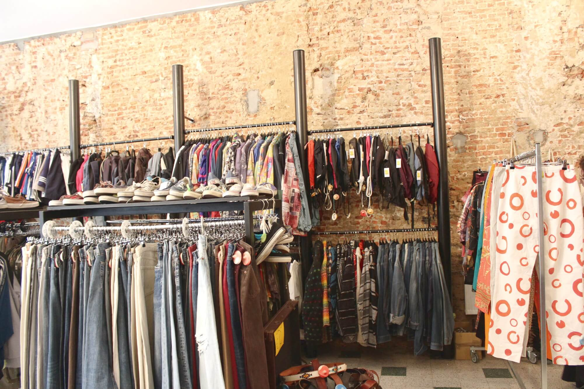 Shopping in Antwerpen: Riot Vintage