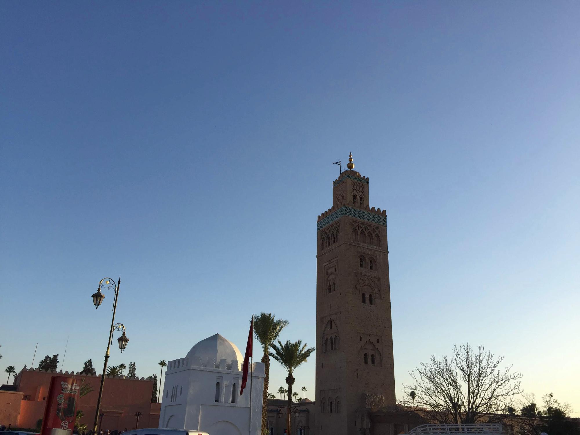 Mosche Marrakesch