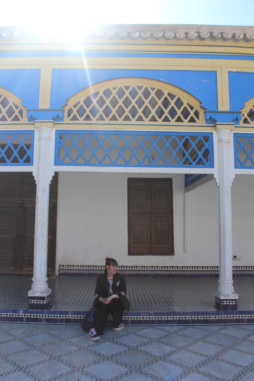 Sehenswürdigkeiten Marrakesch: Palais de la Bahia