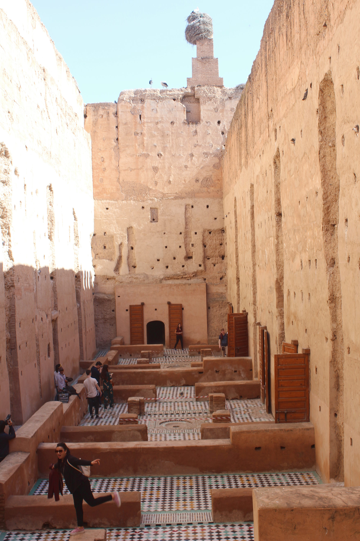 Sehenswürdigkeiten Marrakesch: Palais el Badi