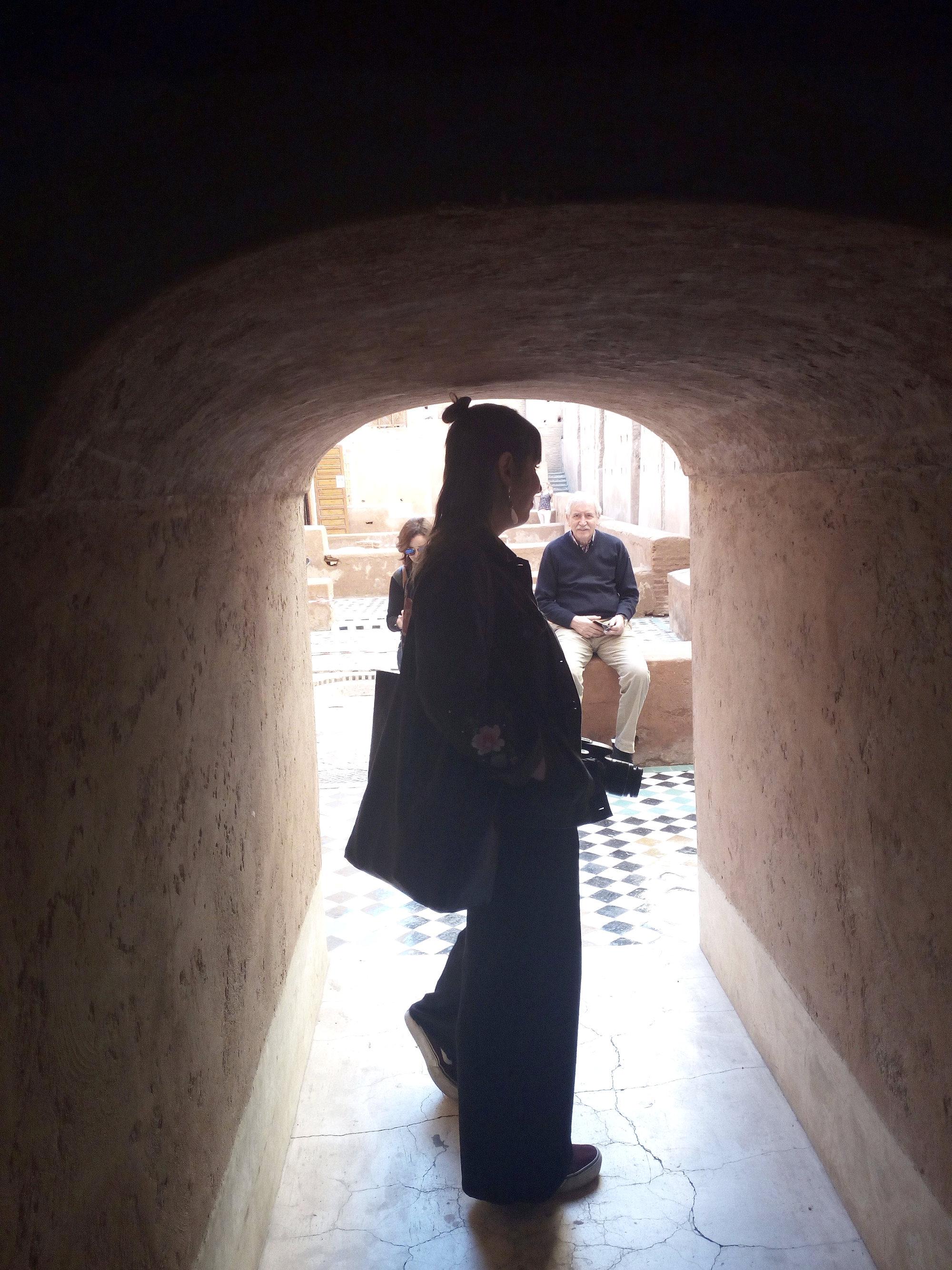 Sehenswürdigkeiten Marrakesch: Palais el Badi Katakomben