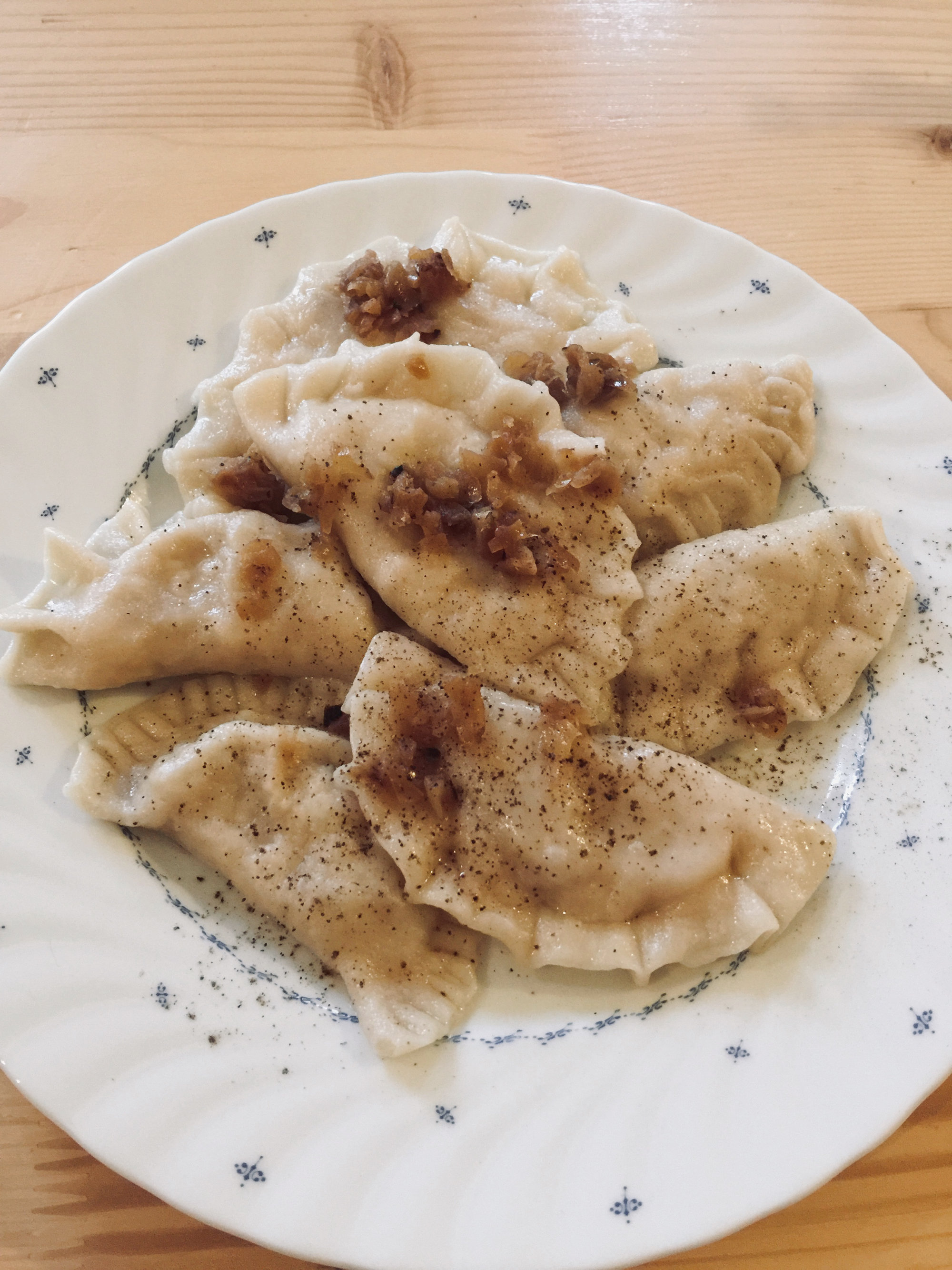 Plant Base Koch-Workshop: vegane, polnische Pierogi
