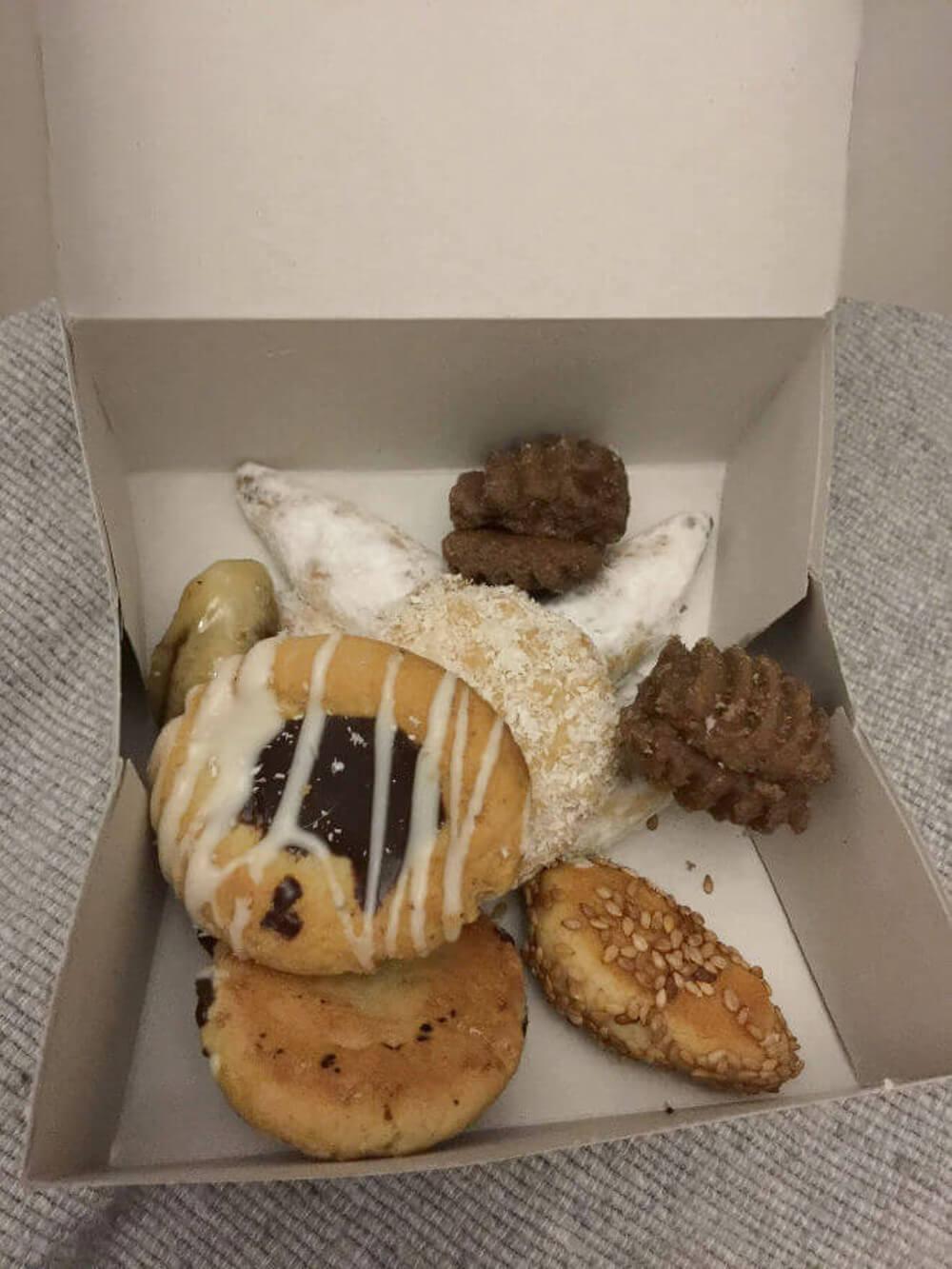 Fekkas - marokkanische Kekse