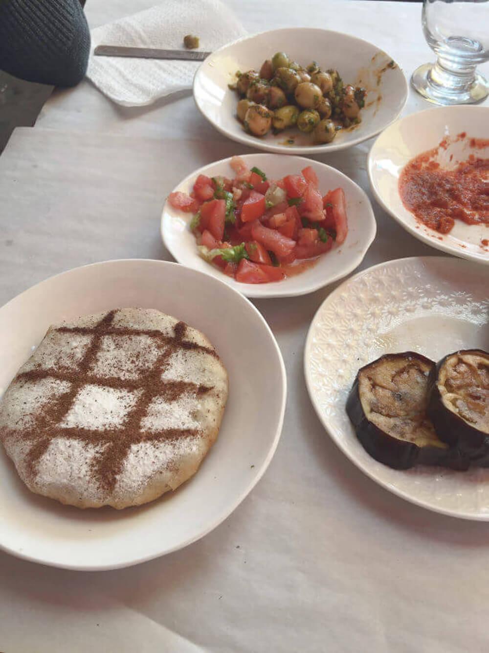 Marokkanische Pastilla und weitere Vorspeisen