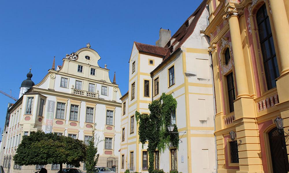Altstadt von Neuburg an der Donau