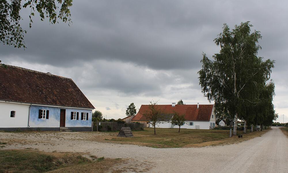 Freilichtmuseum im Haus im Moos bei Neuburg an der Donau