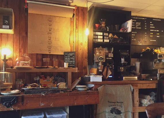 The Steamie Coffee Roasters in Glasgow