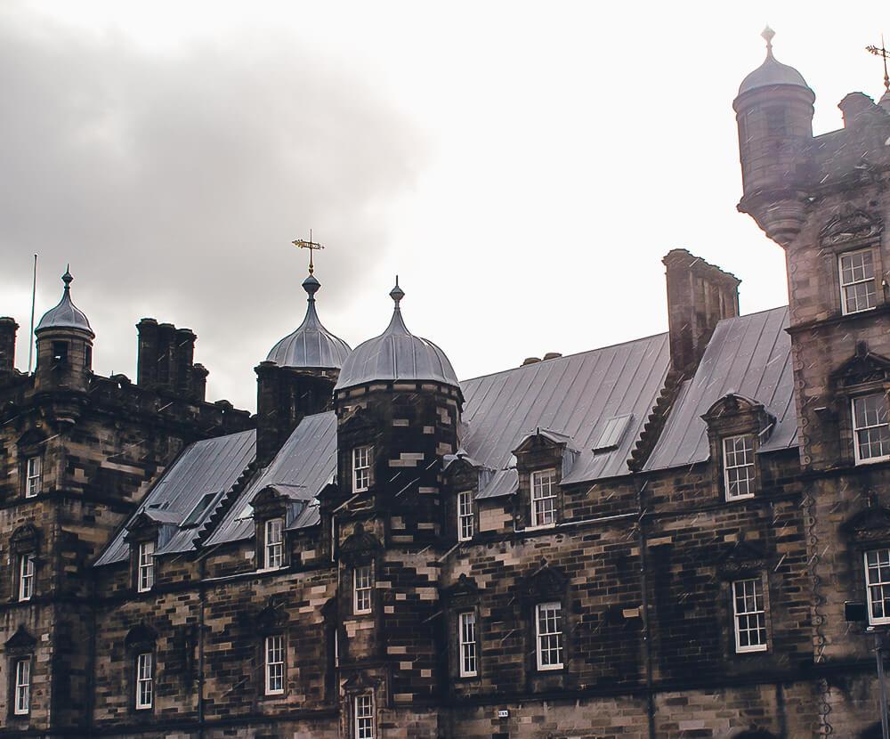 Georg Hariot School Edinburgh