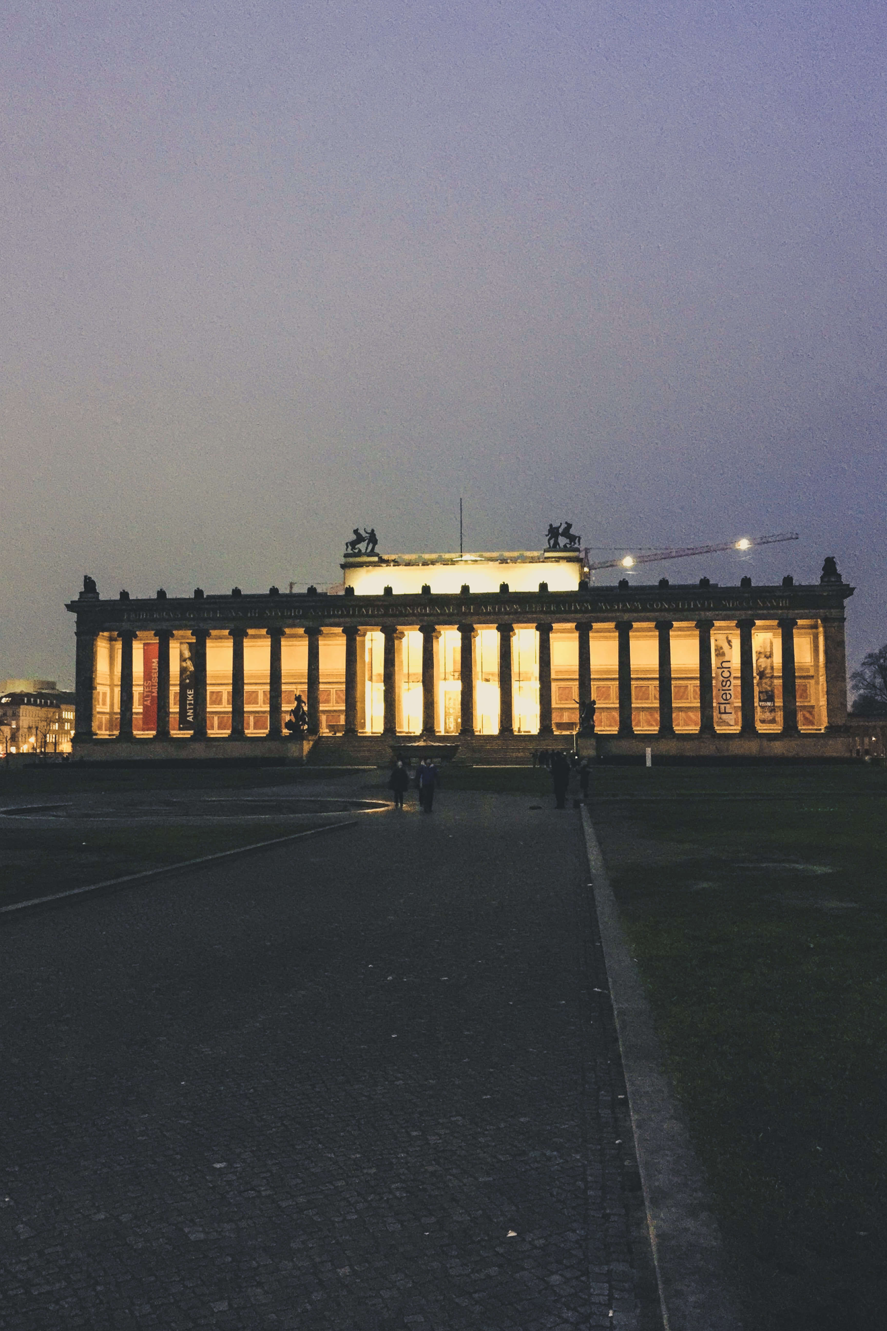 Lustgarten Berlin Museumsinsel
