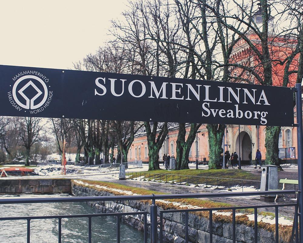 Suomenlinna vor Helsinki, Finnland