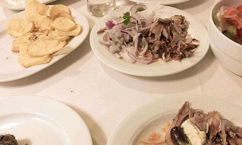 Essen in Thessaloniki - Foodguide