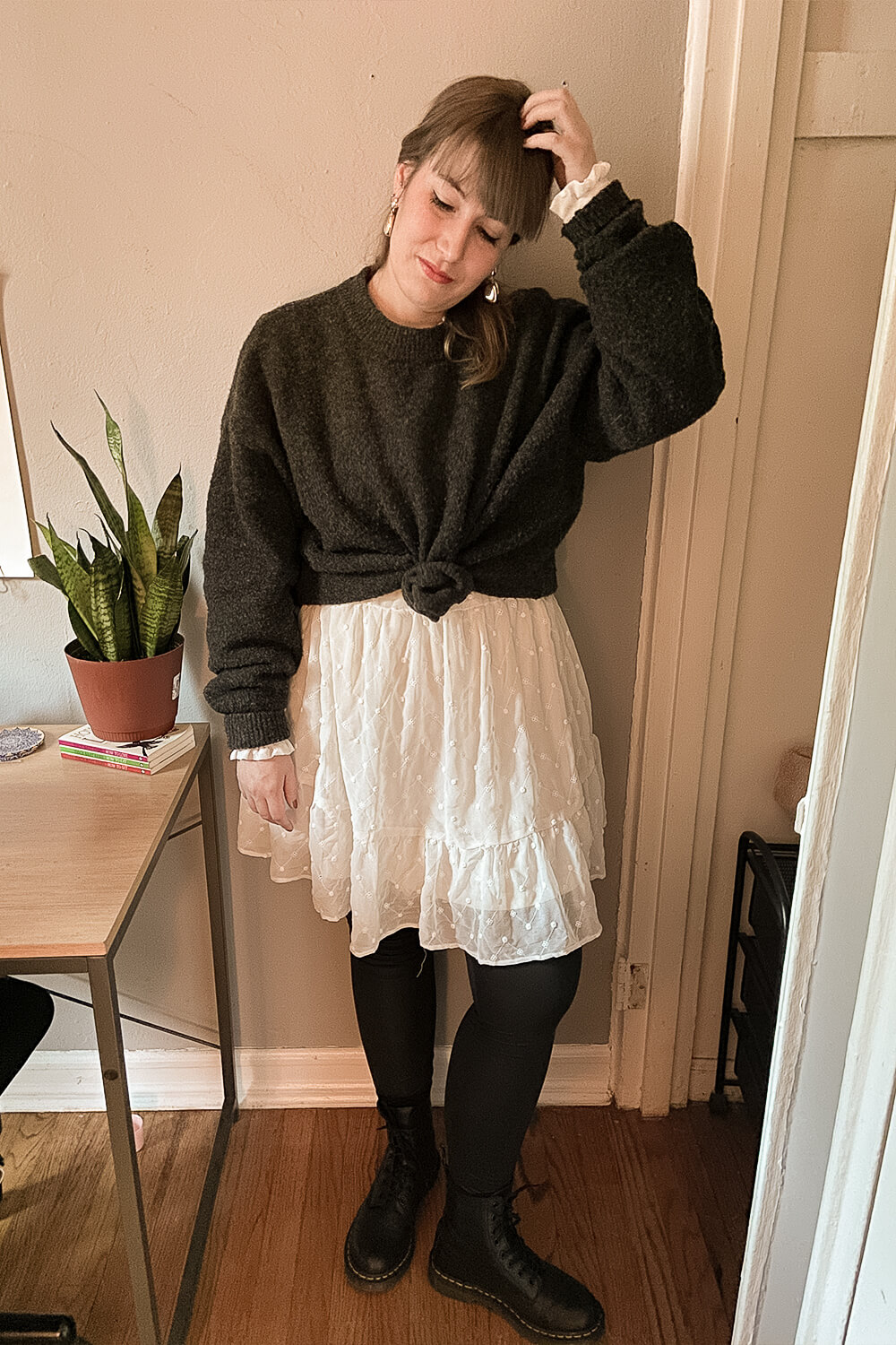 Winter Capsule Wardrobe Outfit