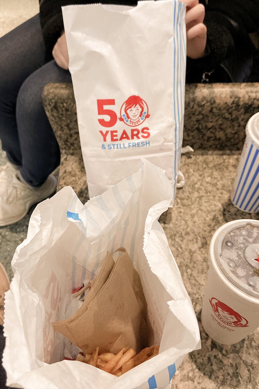 Essen von Wendy's