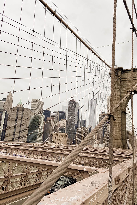 Brooklyn Bridge Ausblick