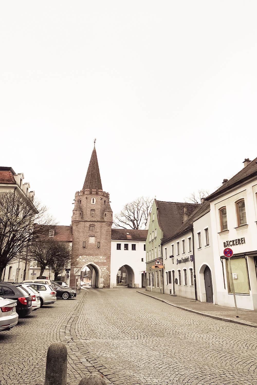 Kreuztor Altstadt Ingolstadt