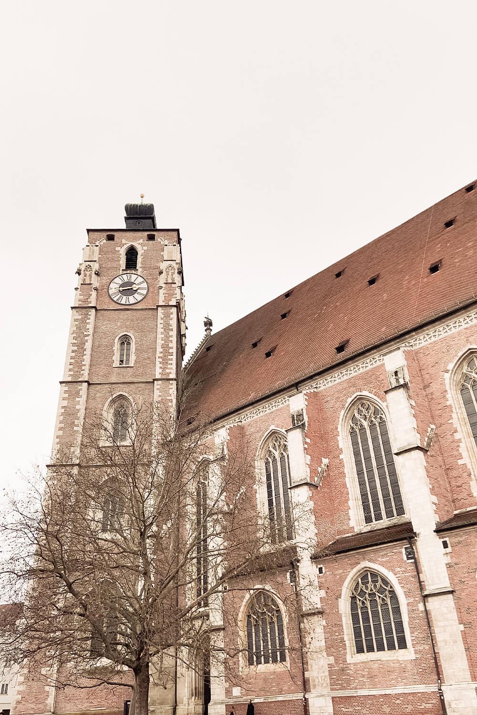 Liebfrauenmünster Altstadt Ingolstadt