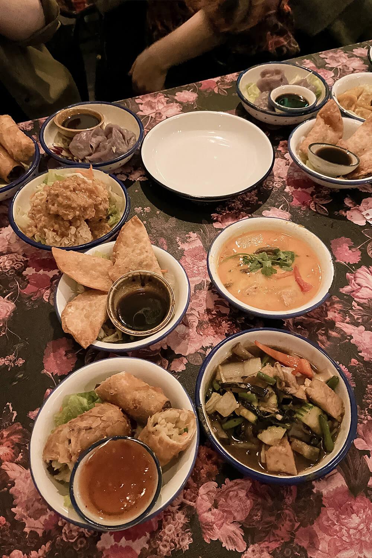 veganes Thai-Essen
