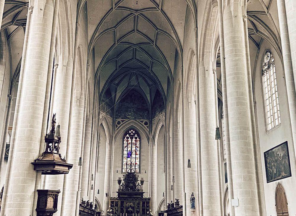 Liebfrauenmünster Ingolstadt von Innen