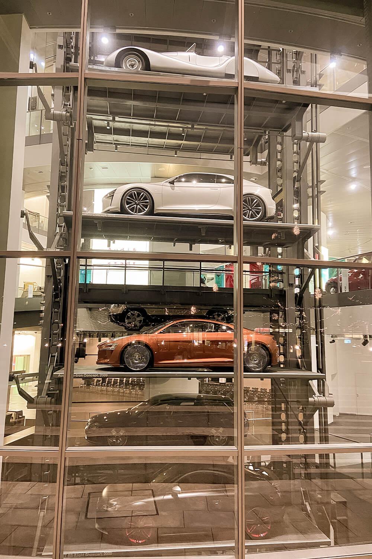 Audi Forum Ingolstadt - Museum mobile