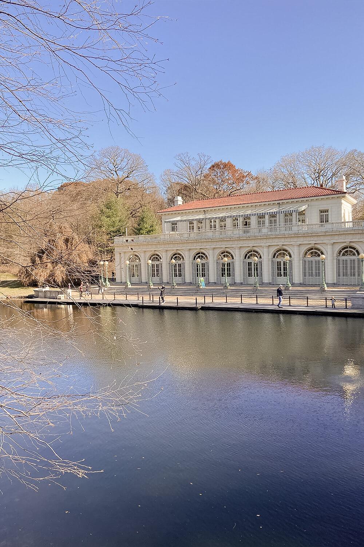 Seehaus im Prospect Park, Brooklyn, New York