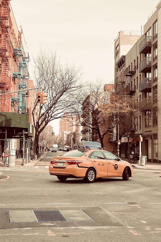 Straße in SOHO, New York