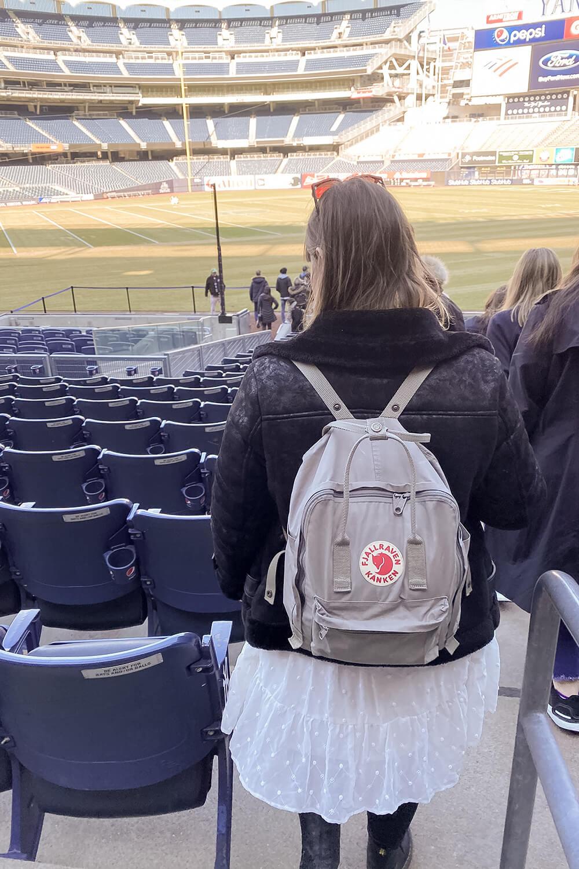 Tour druchs Yankee Stadium in New York
