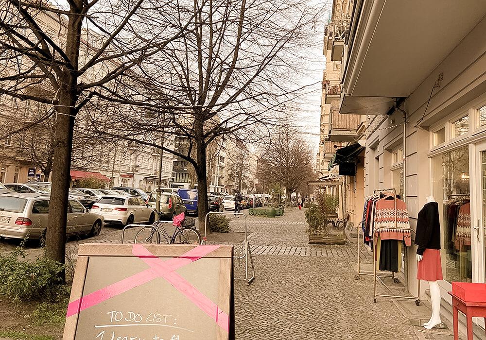 Rykestraße Prenzlauer Berg