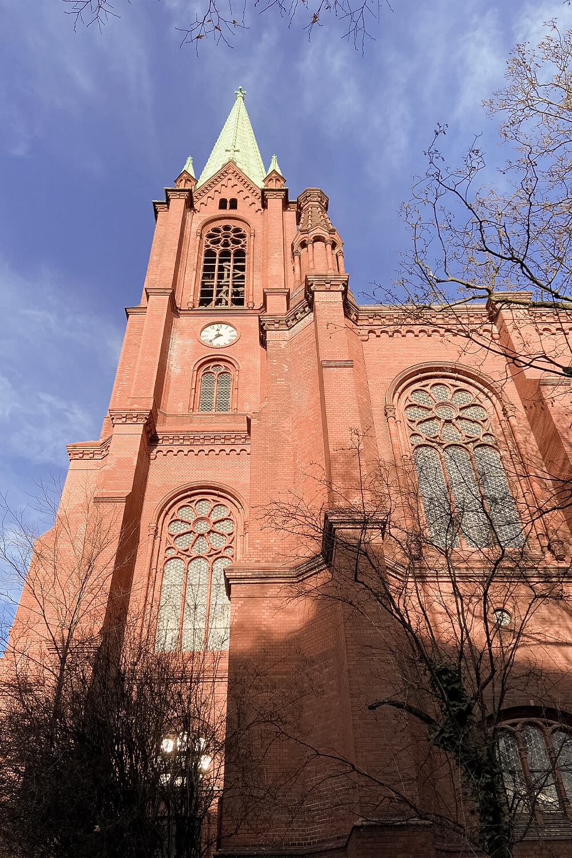 Gethsemanekirche Prenzlauer Berg