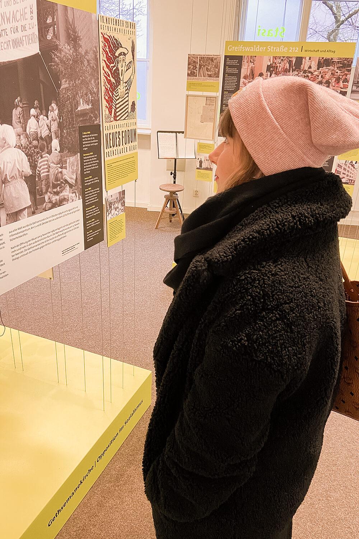 Ausstellung im Museum Pankow