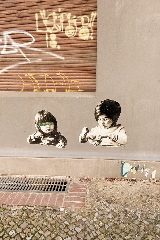 Streetart Prenzlauer Berg
