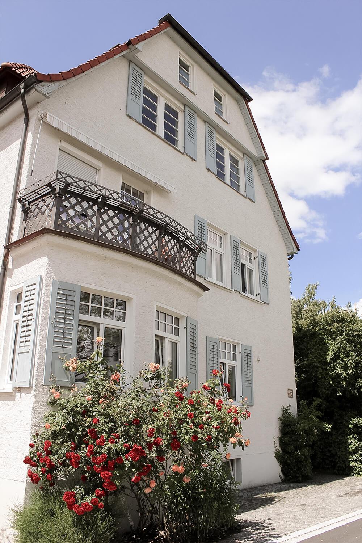 Altes Haus in Günzburg