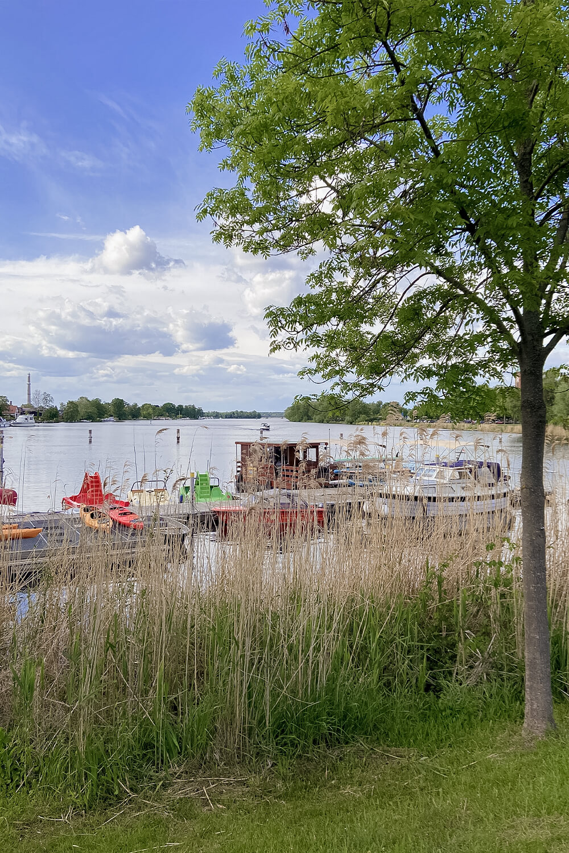 Bootsverleih in Werder an der Havel