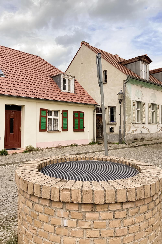 Altstadtbrunnen in Werder an der Havel