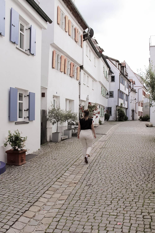 Frauengässchen in Günzburg
