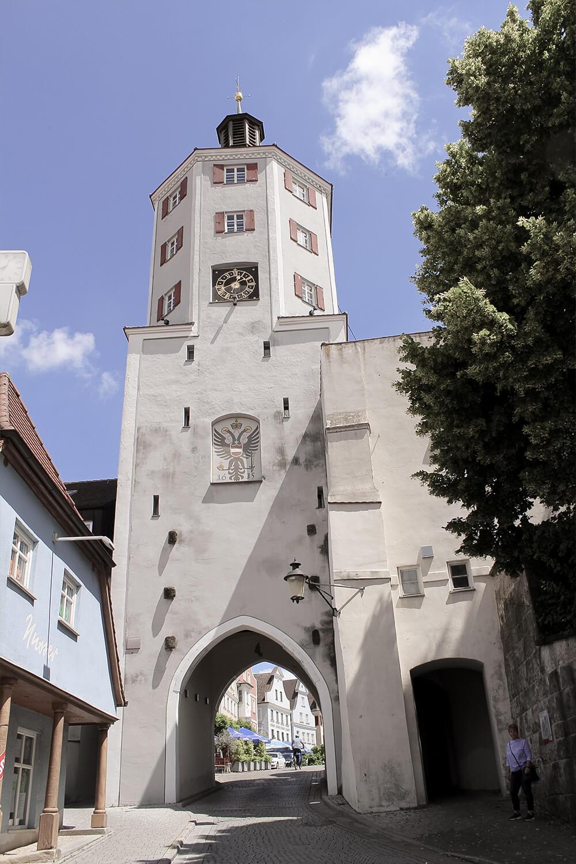 Unteres Tor Günzburg