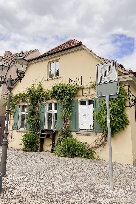 Hotel am Marktplatz in Werder an der Havel