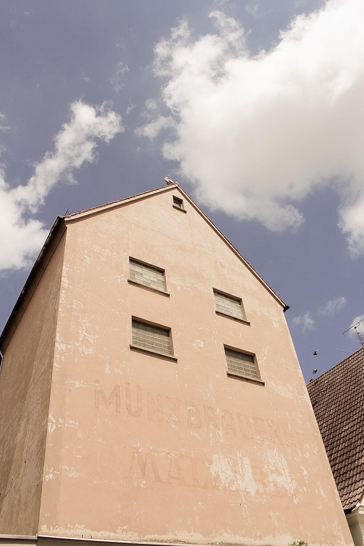 Alte Münzbrauerei in Günzburg