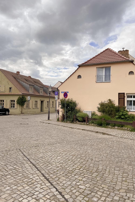 Altstadt in Werder an der Havel