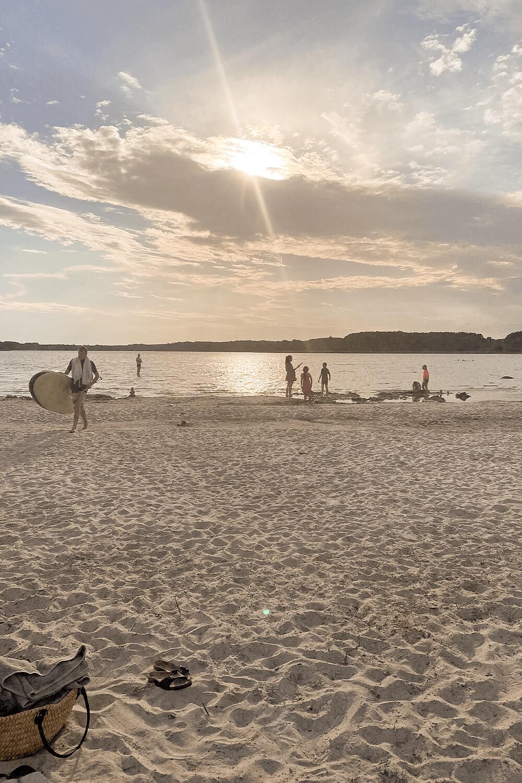 Strand Seddiner See