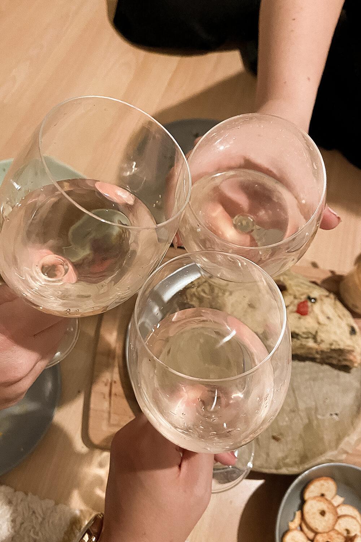 Weißwein Blanc de Noirs Weinkontor Wetzel